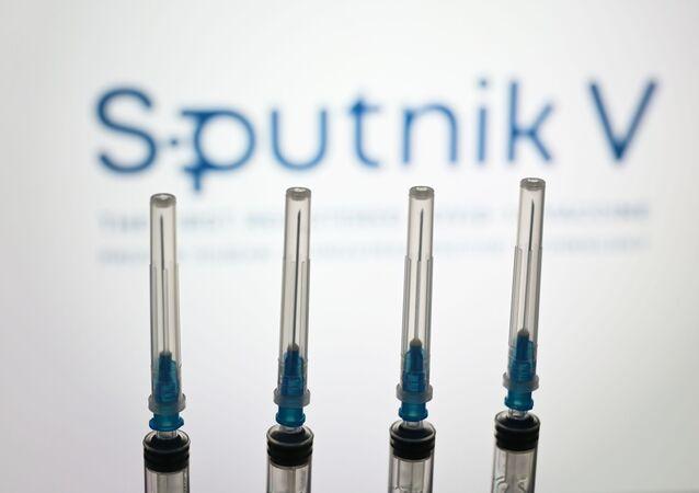 Ruská vakcína proti covidu-19 Sputnik V