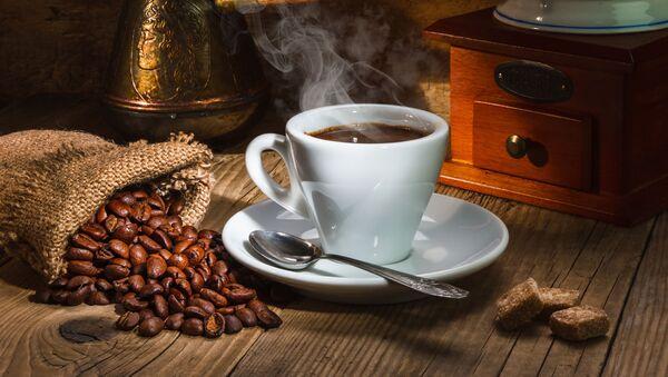 Šálek kávy - Sputnik Česká republika