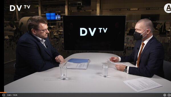 Rozhovor Volného a Veselovského. DVTV - Sputnik Česká republika