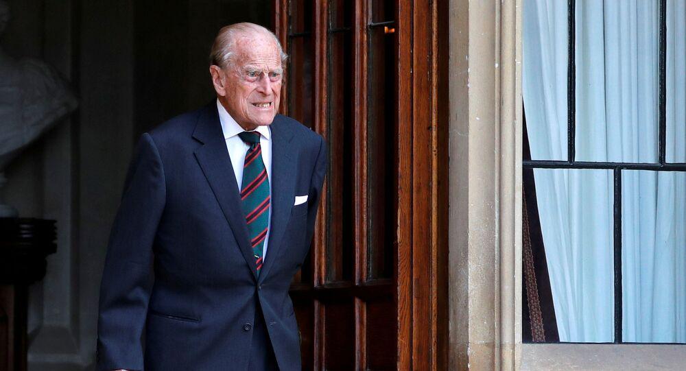Vévoda z Edinburghu, princ Philip