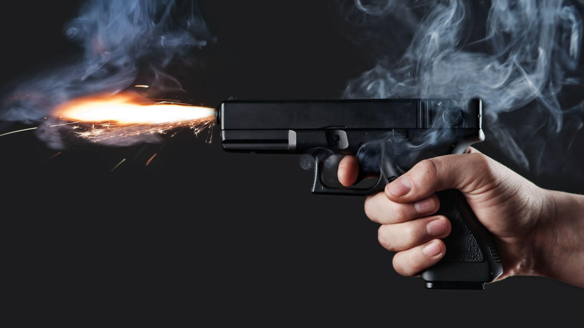 Střelba z pistole - Sputnik Česká republika, 1920, 23.02.2021