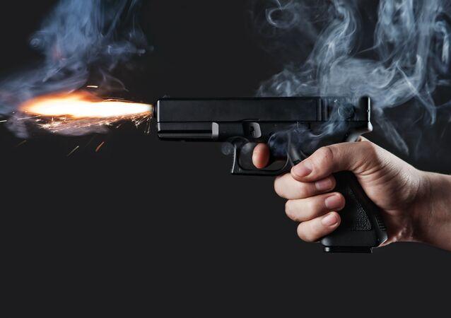Střelba z pistole