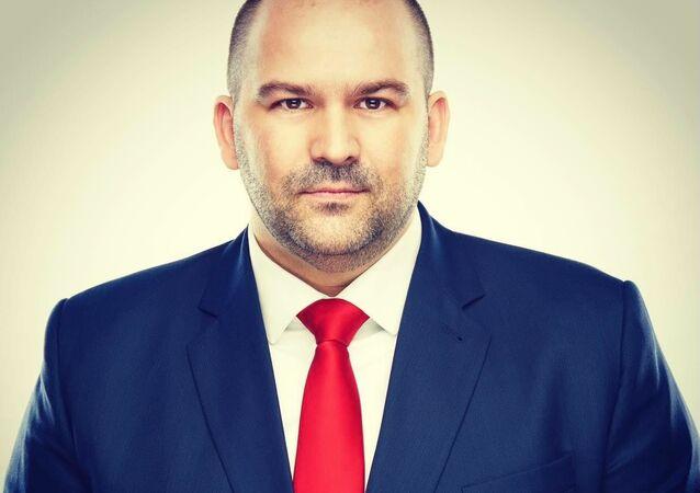 Slovenský politik Peter Pčolinský (Sme rodina)