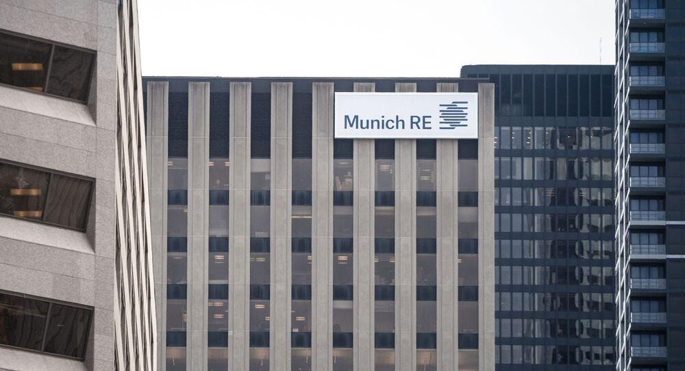 Pobočka Munich RE v kanadském Torontu
