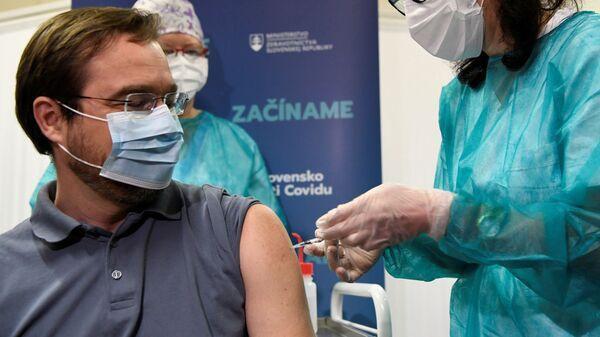 Minister zdravotníctva Marek Krajčí - Sputnik Česká republika
