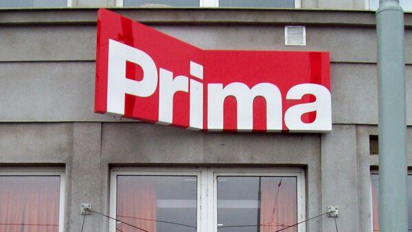 TV Prima. - Sputnik Česká republika