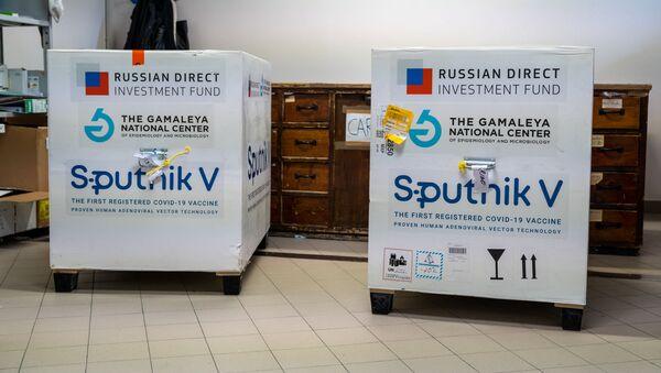 Dodávky Sputniku V - Sputnik Česká republika