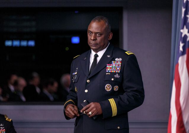 Generál armády Spojených států Lloyd James Austin III