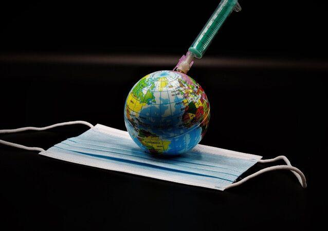 Globální vakcinace. Ilustrační foto