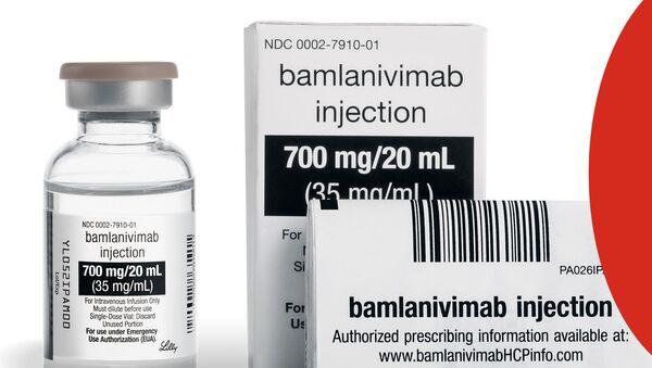 Lék proti koronaviru Bamlanivimab - Sputnik Česká republika
