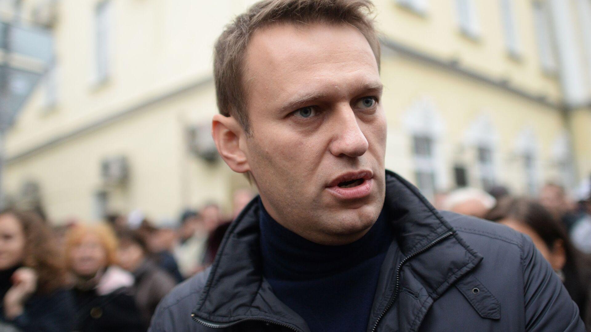 Alexej Navalnyj - Sputnik Česká republika, 1920, 26.02.2021