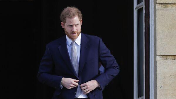 Princ Harry v Londýně - Sputnik Česká republika
