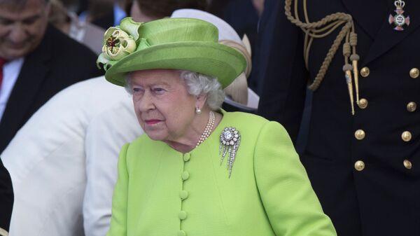 Královna Spojeného království Alžběta II - Sputnik Česká republika