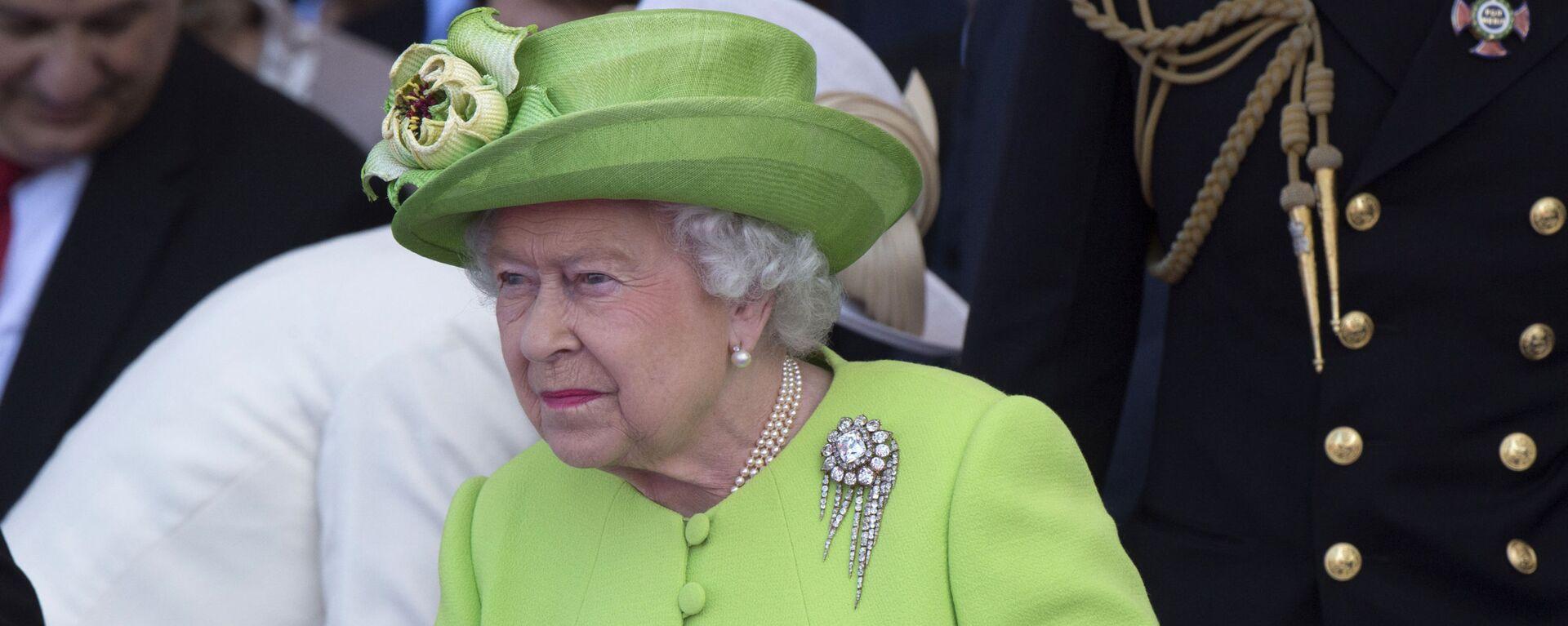 Královna Spojeného království Alžběta II - Sputnik Česká republika, 1920, 22.08.2021