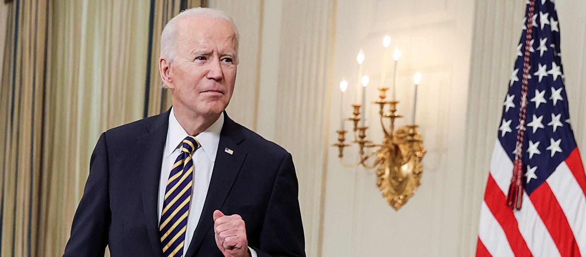 Joe Biden - Sputnik Česká republika, 1920, 27.02.2021