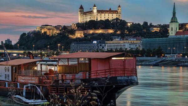 Bratislavský hrad - Sputnik Česká republika
