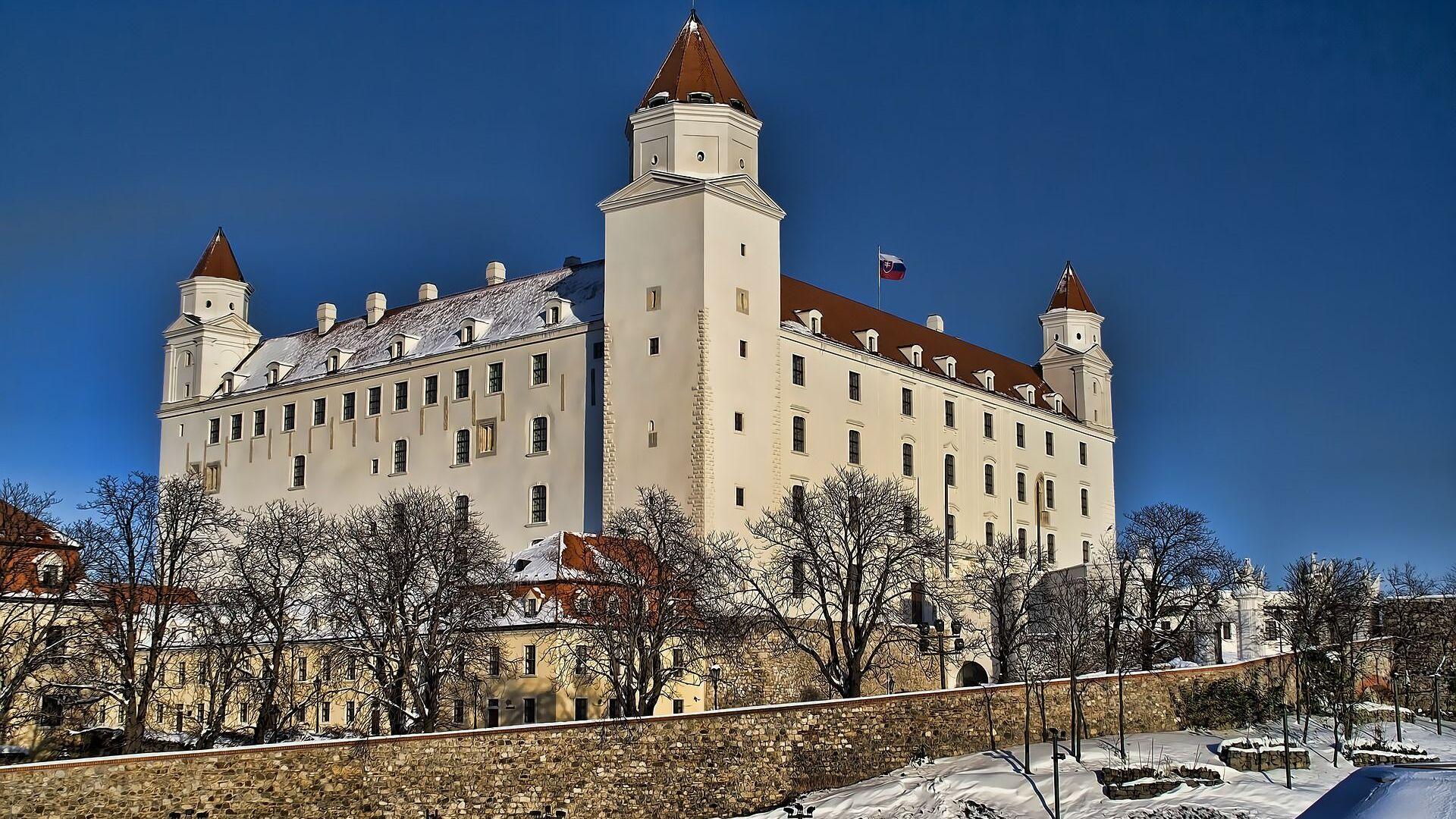 Bratislavský hrad - Sputnik Česká republika, 1920, 15.03.2021