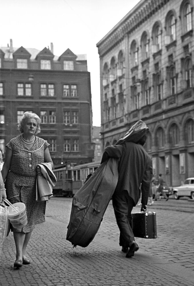 Pražané, 1962