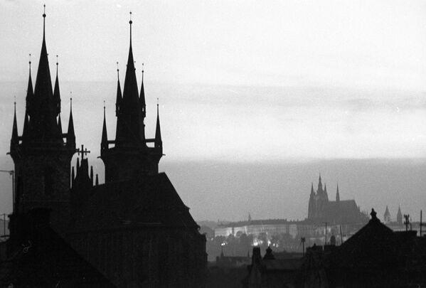 Stará Praha. - Sputnik Česká republika