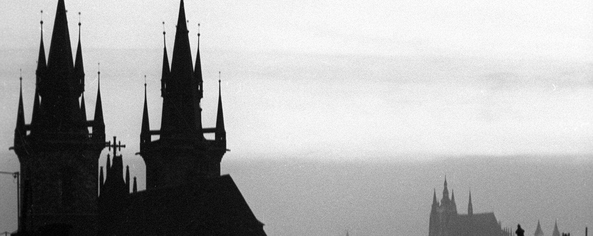 Praha během normalizace - Sputnik Česká republika, 1920, 06.06.2021
