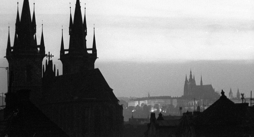 Praha během normalizace