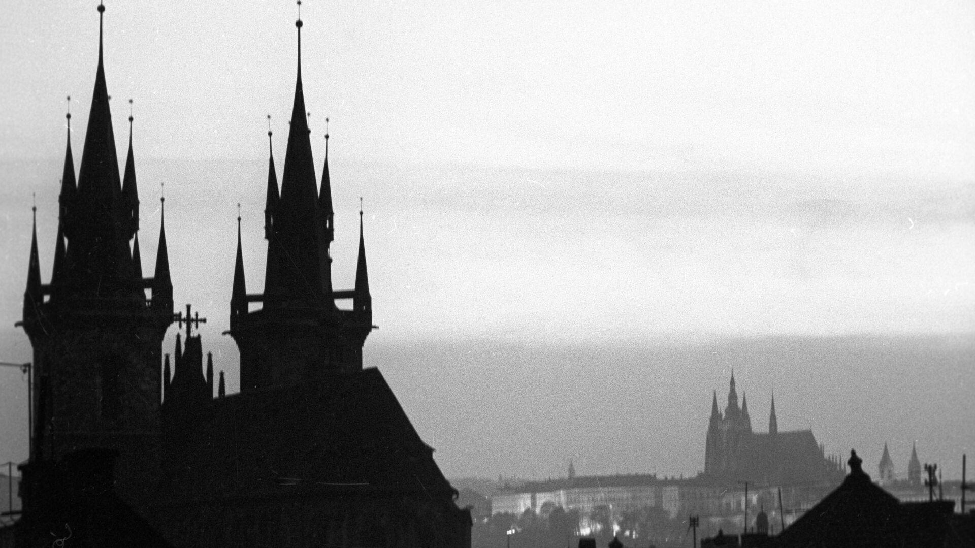 Praha během normalizace - Sputnik Česká republika, 1920, 06.04.2021