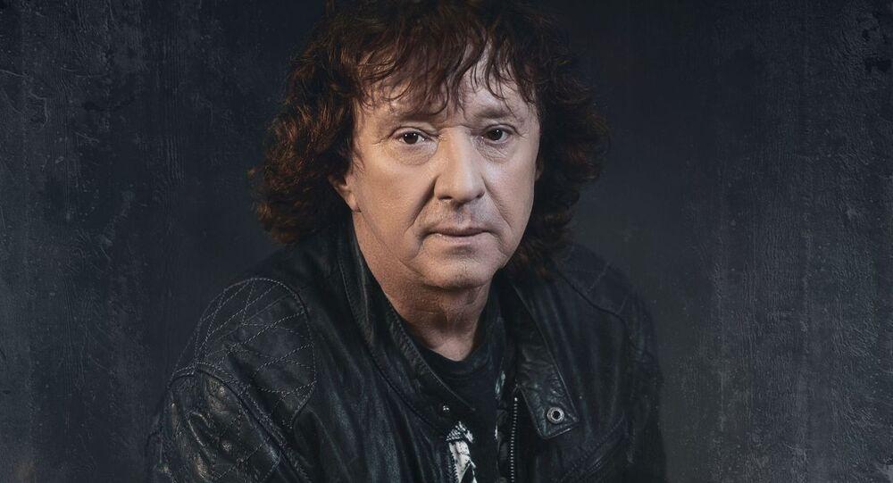 Hudebník a podnikatel Radim Pařízek