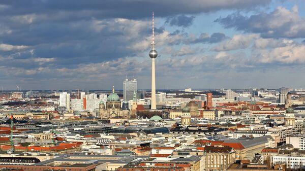 Výhled na Berlín. Ilustrační foto - Sputnik Česká republika