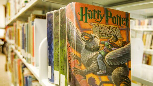 Knihy o Harrym Potterovi - Sputnik Česká republika