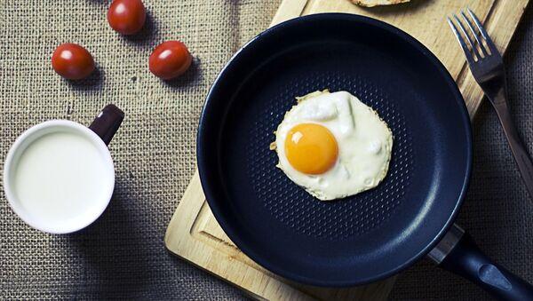 Smažené vejce - Sputnik Česká republika