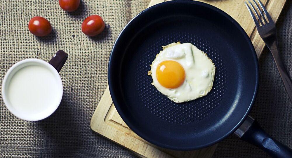 Smažené vejce