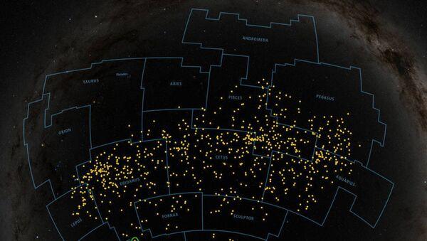 Exoplanety objevené satelitem NASA - Sputnik Česká republika
