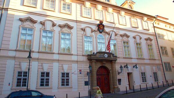 Velvyslanectví USA v Praze - Sputnik Česká republika