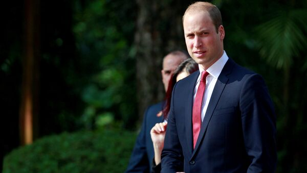 Princ William - Sputnik Česká republika