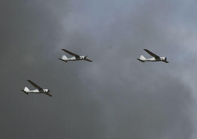 Bezpilotní letouny během cvičení Kavkaz-2020