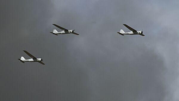 Bezpilotní letouny během cvičení Kavkaz-2020 - Sputnik Česká republika