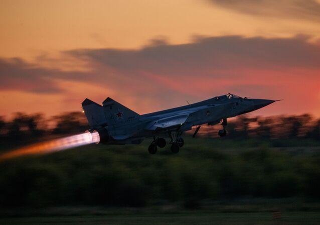Stíhací letoun MiG-31