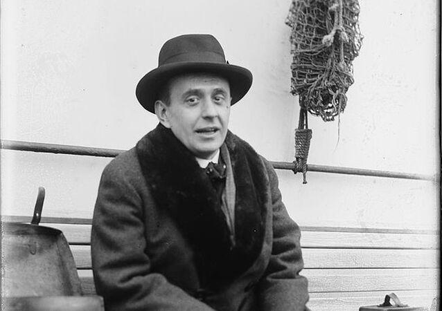 Jan Masaryk, československý ministr zahraničních věcí v letech 1940 – 1948