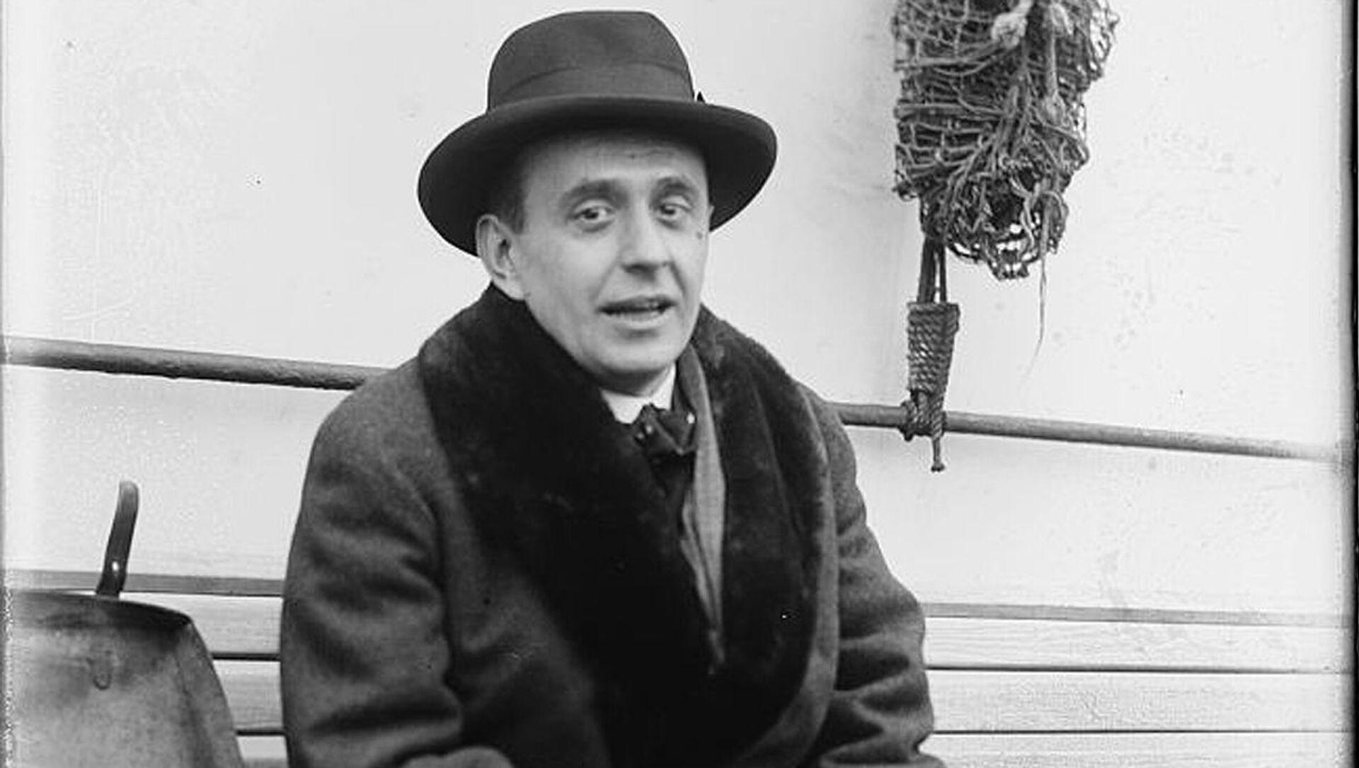 Jan Masaryk, československý ministr zahraničních věcí v letech 1940 – 1948 - Sputnik Česká republika, 1920, 13.03.2021