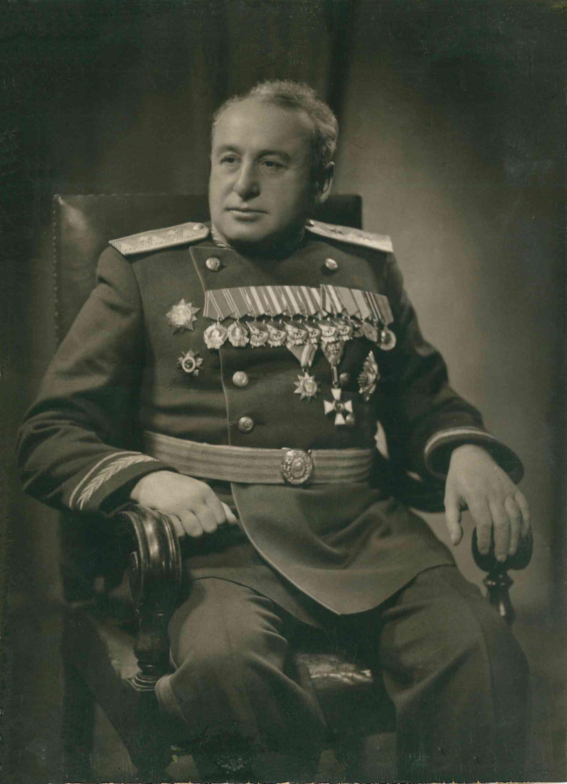 Sovětský rozvědčík Michail Bělkin - Sputnik Česká republika, 1920, 20.04.2021