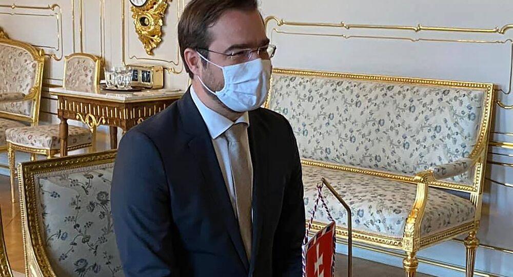 Bývalý slovenský ministr zdravotnictví Marek Krajčí