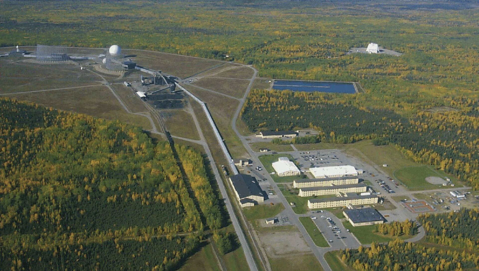 Radarová stanice Clear Air Force Station. - Sputnik Česká republika, 1920, 20.04.2021