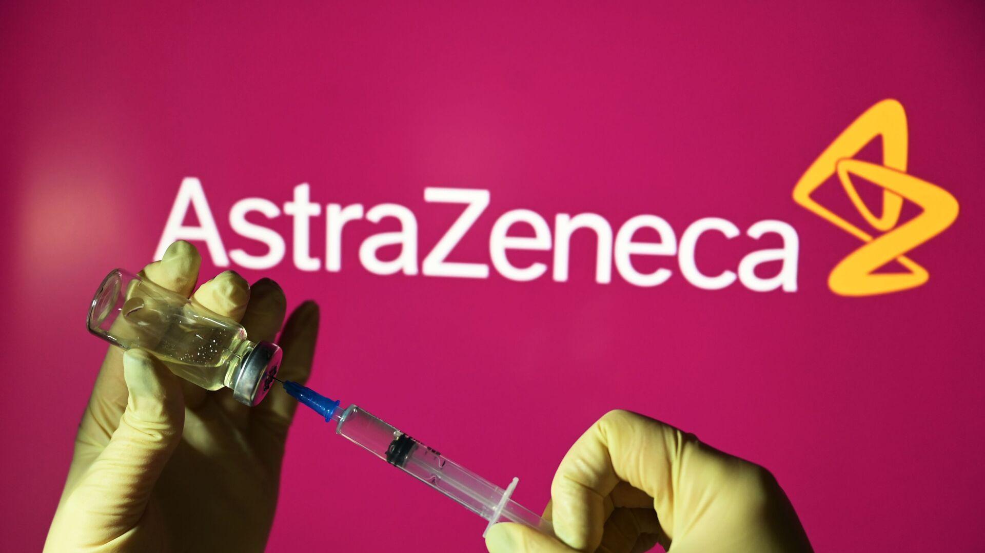 Vakcína od firmy AstraZeneca - Sputnik Česká republika, 1920, 07.04.2021
