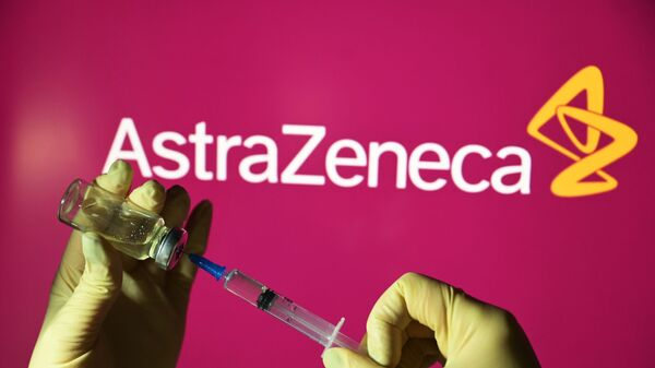 Vakcína proti koronaviru AstraZeneca - Sputnik Česká republika