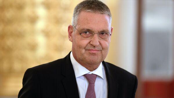 Velvyslanec EU v Rusku Markus Ederer - Sputnik Česká republika
