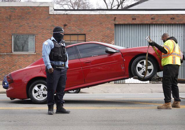 Policie v Chicagu