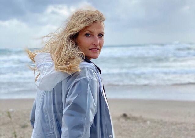 Supermodelka a filantropka modelka Tereza Maxová