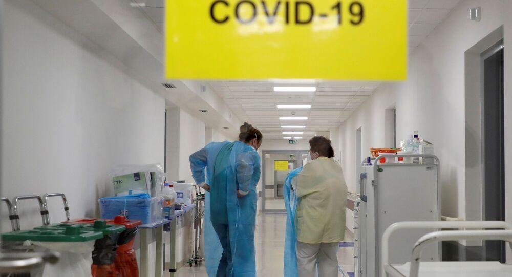 Lékařky v nemocnici v Mladé Boleslavi