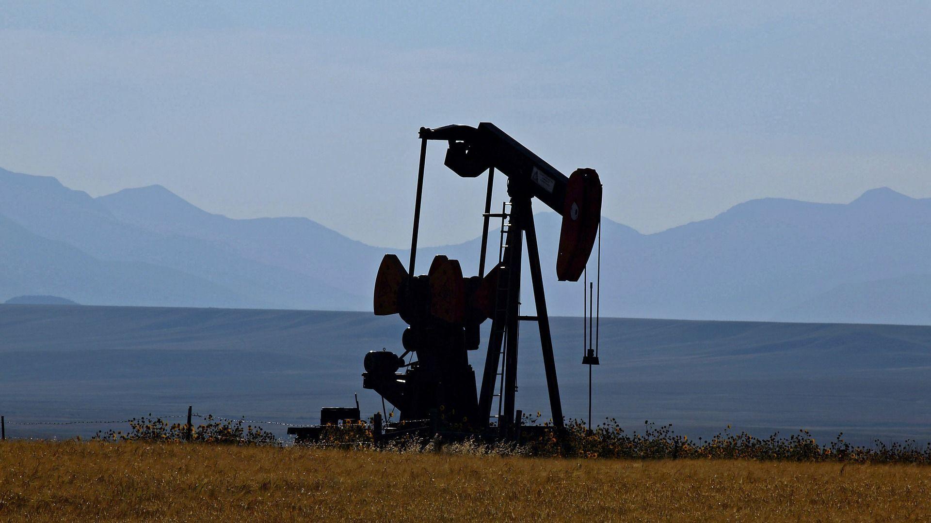 Těžba ropy v USA - Sputnik Česká republika, 1920, 16.03.2021
