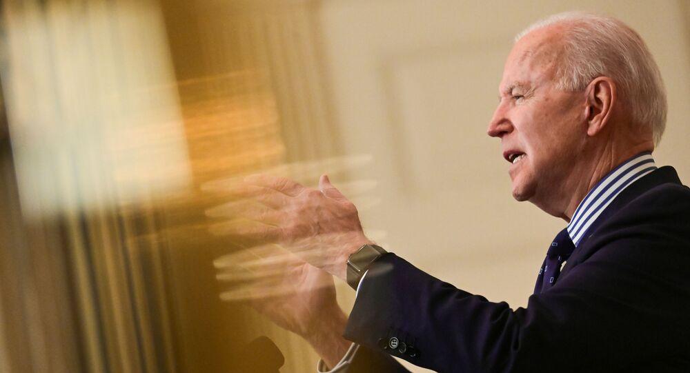 Prezidnet USA Joe Biden